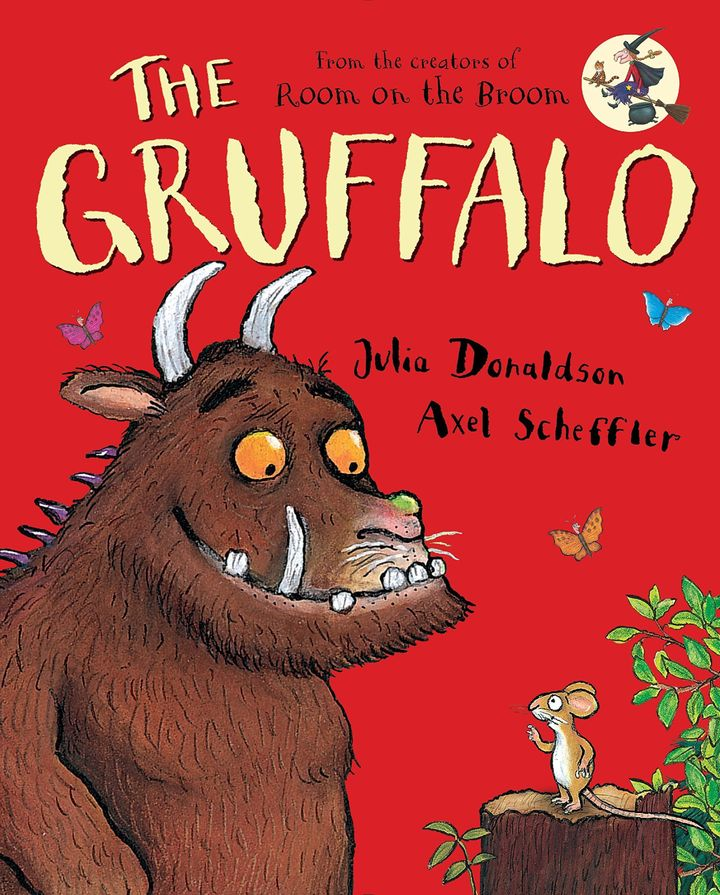 Prince William said <i>The</i><i> Gruffalo</i><i></i> is