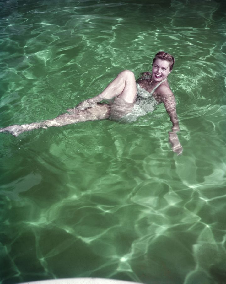 Esther Williams, 90, On Being The \'Million Dollar Mermaid ...