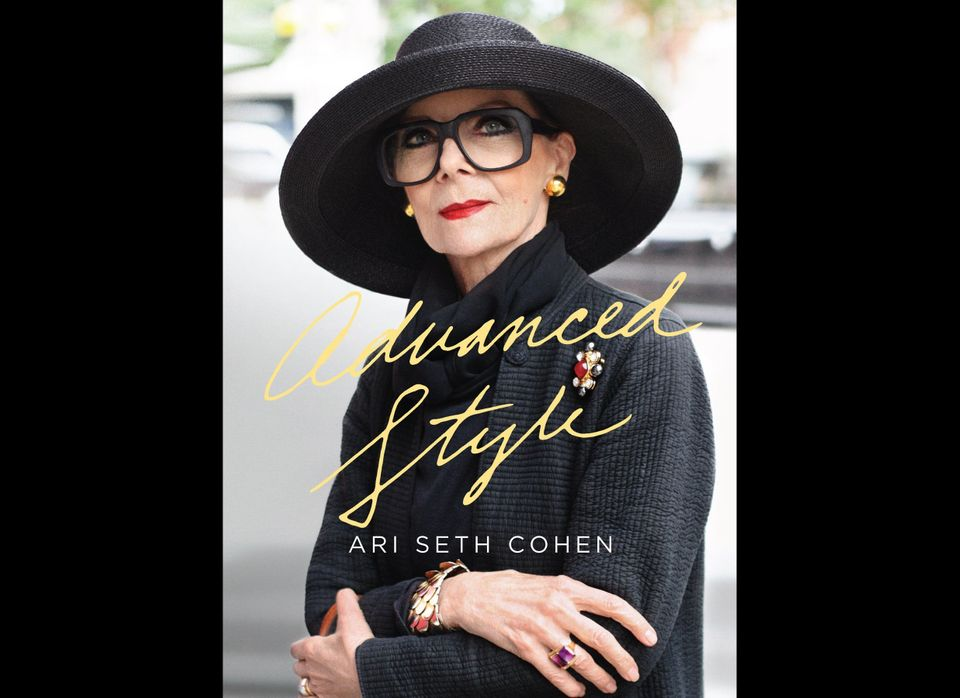 """Advanced Style"" by Ari Seth Cohen, published by powerHouse Books"