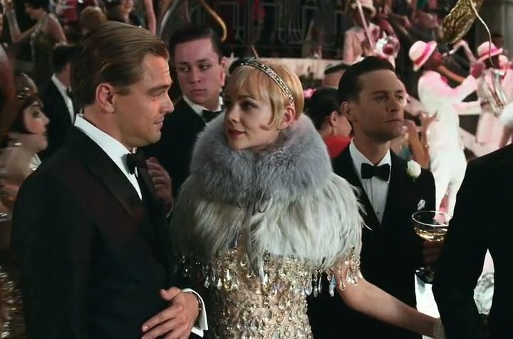 clothes worn in the great gatsby