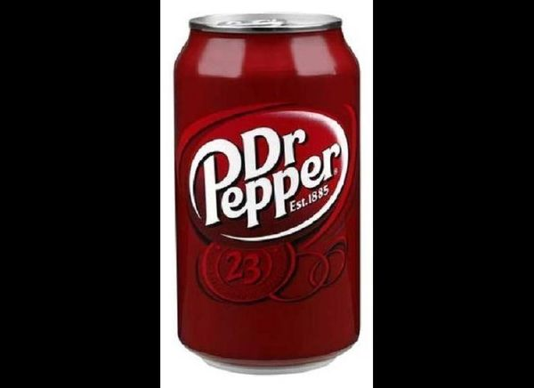 "A 12-ounce can clocks in at <a href=""http://www.drpepper.com/text/products/drpepper/nutrition/"" target=""_hplink"">150 calories"