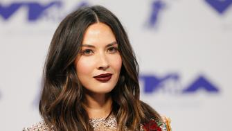 2017 MTV Video Music Awards – Arrivals – Inglewood, California, U.S., 27/08/2017 - Olivia Munn. REUTERS/Danny Moloshok