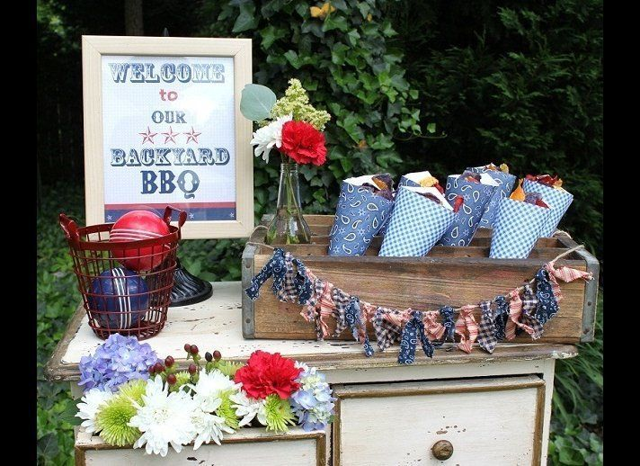 14 Free Printable Memorial Day Decorations, Favors And More (PHOTOS) | HuffPost Life