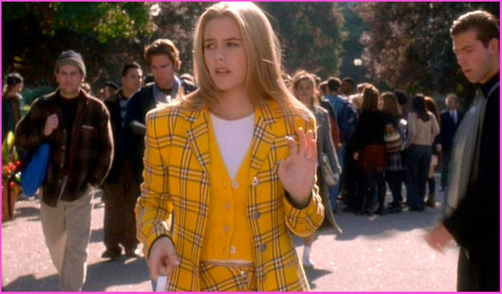 Clueless' Trailer Makes Us Miss '90s Fashion Like Whoa
