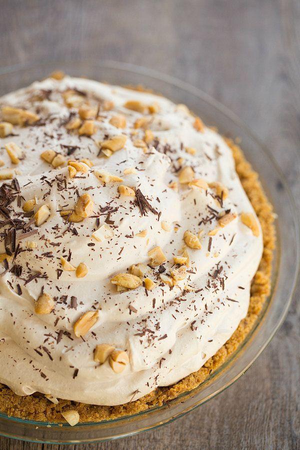 "<strong>Get the <a href=""http://www.browneyedbaker.com/2014/04/03/banoffee-pie-recipe/"" target=""_blank"">Banoffee Pie recipe</"