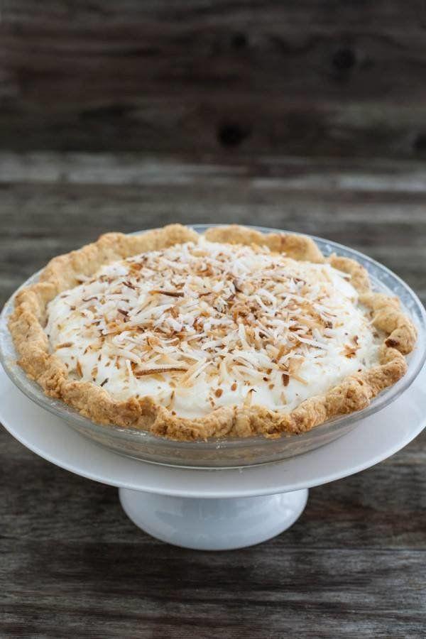 "<strong>Get the <a href=""http://blog.kitchenaid.com/fresh-coconut-pie-recipe/"" target=""_blank"">Fresh Coconut Pie recipe</a> f"
