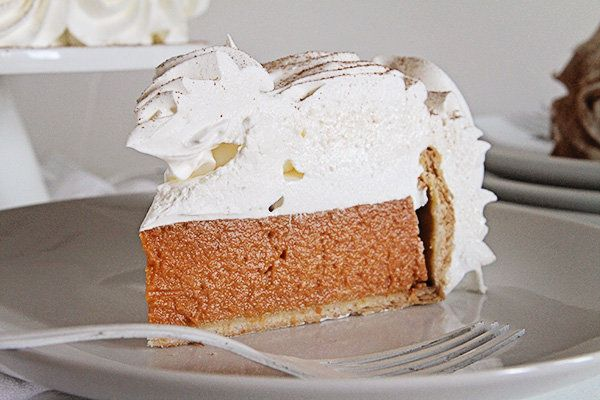 """<strong>Get the <a href=""""http://iambaker.net/pumpkin-pie-rose-cake/"""" target=""""_blank"""">Pumpkin Pie Rose Cake recipe</a> from i"""
