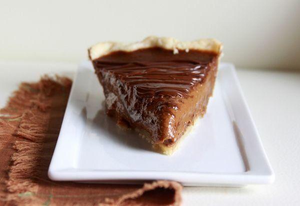 "<strong>Get the <a href=""http://food52.com/recipes/19390-pumpkin-spice-latte-pie"" target=""_blank"">Pumpkin Spice Latte Pie rec"
