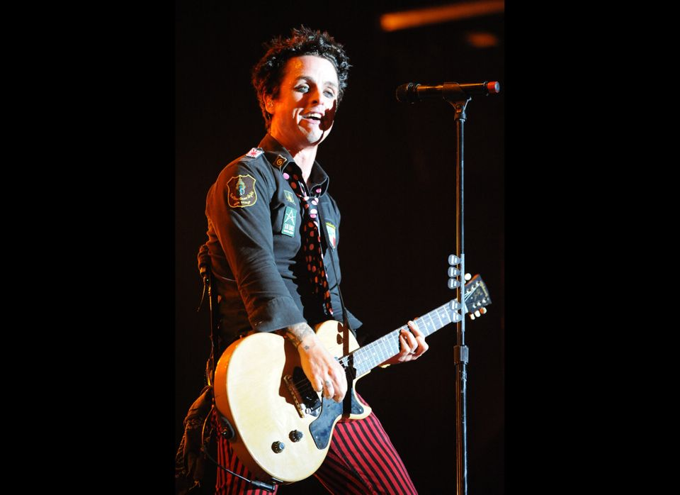 """The Green Day frontman was asked to leave a Southwest flight in September 2011 for <a href=""""https://www.huffpost.com/entry/bi"""