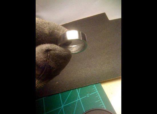 Meteorite Ring: Reddit User Laporkenstein, Marcus LaPorte