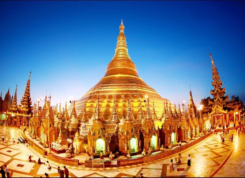 Top 10 Must-Sees In Myanmar (PHOTOS) | HuffPost Life