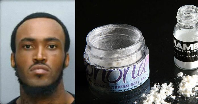 Bath Salts: The 'Cannibal' From Miami's Alleged Dangerous