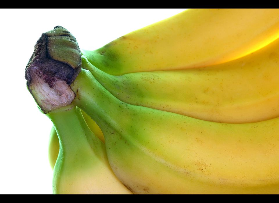 Bananas have always been a popular food with athletes, thanks to their calorie-dense, portable nature and abundance of potass