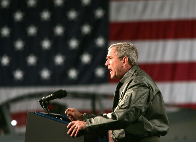 President George W. Bush presided over the beginning of the global war on terror. He used Congress' 2001...