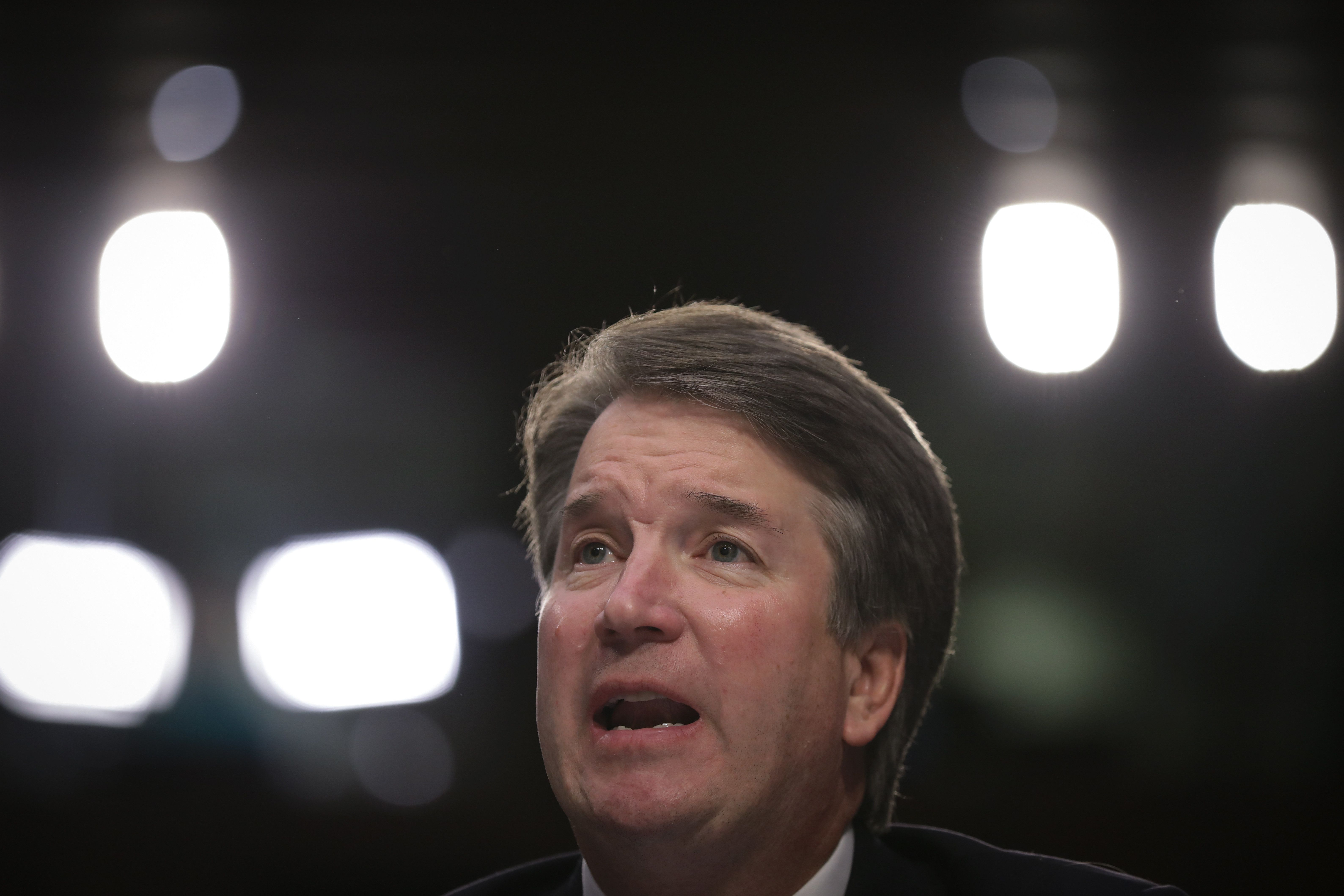 Brett Kavanaugh Accused Of Attempting To Sexually Assault A Woman In High School