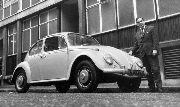 The Beetle became a hot car with hippies in the late 1960s and 70s, but sales declined in the U.S. by 1979, according to&nbsp