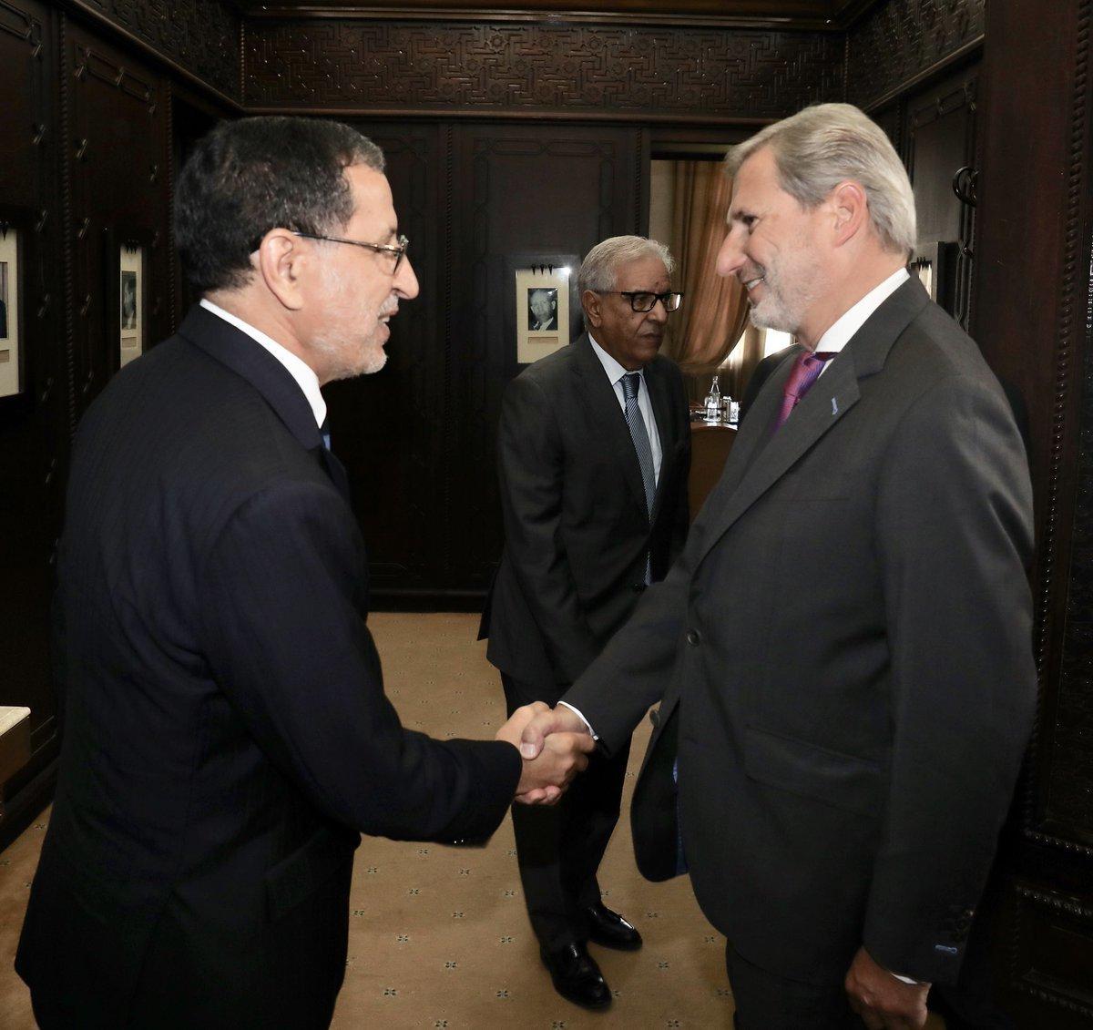 Maroc-UE: priorité au développement social et à la compétitivité du secteur
