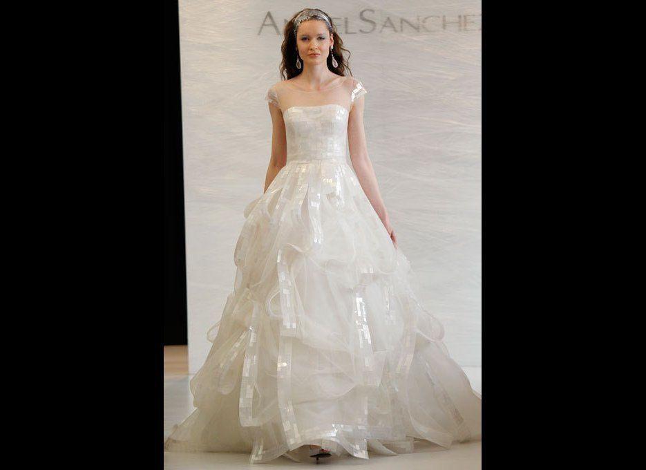 Vera Wang Wedding Dress Designer Talks Designing Bridal Gowns
