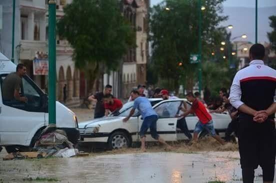 Météo Algérie fournit des justificatifs sur des incidents causés par des