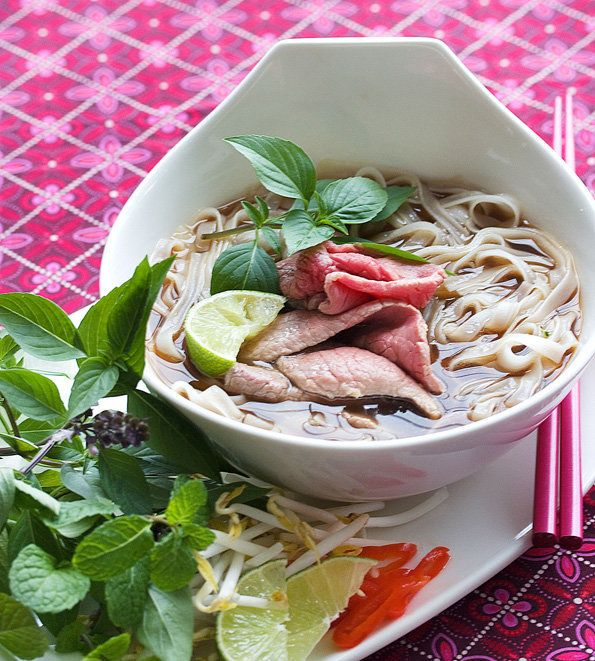 """<strong>Get the <a href=""""http://www.steamykitchen.com/271-vietnamese-beef-noodle-soup-pho.html"""" target=""""_blank"""">Vietnamese Ph"""