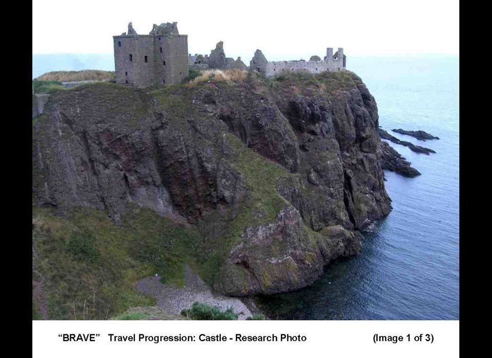"""The site on which Dunnotar Castle sits has been <a href=""""http://www.dunnottarcastle.co.uk/index.cfm"""" target=""""_hplink"""">inhabit"""