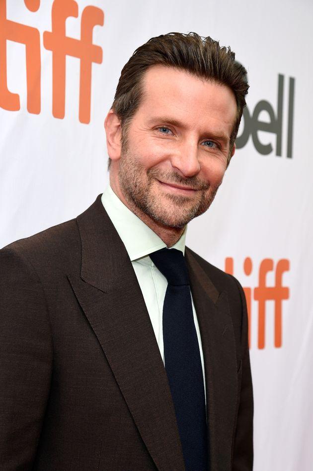 "Bradley Cooper at the ""A Star Is Born"" screening at 2018 Toronto International Film Festival..."