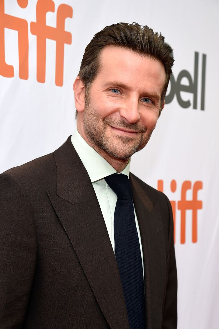 "Bradley Cooper at the ""A Star Is Born"" screening at 2018 Toronto International Film Festival on Sept. 9. He co-wr"