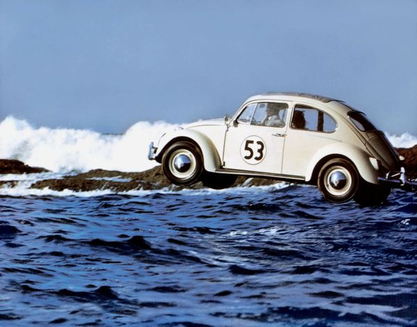 "<i>""Herbie the Love Bug"" starred in several movies beginning in 1968.</i>"