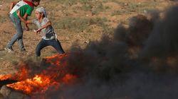 Τρεις νεκροί και δεκάδες τραυματίες από πυρά Ισραηλινών στα σύνορα του Ισραήλ με τη