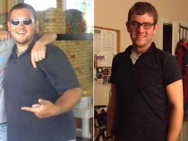 I Lost Weight: Corey Barton Started Biking To Work And Lost