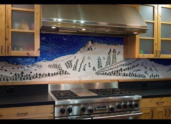 "Mosaic by CustomMade designer <a href=""http://www.custommade.com/ski-house-kitchen-mosaic/by/kathyrichardson/"" target=""_hplin"