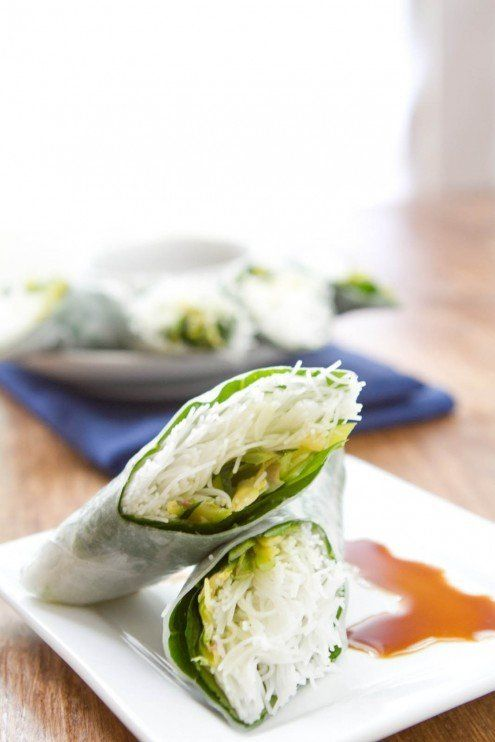 "<strong>Get the <a href=""http://naturallyella.com/2011/06/10/spring-spring-rolls/"" target=""_blank"">Spring Spring Rolls recipe"