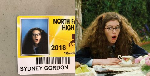 An Entire Senior Class Aces Picture Day By Hilariously Dressing Up For Their