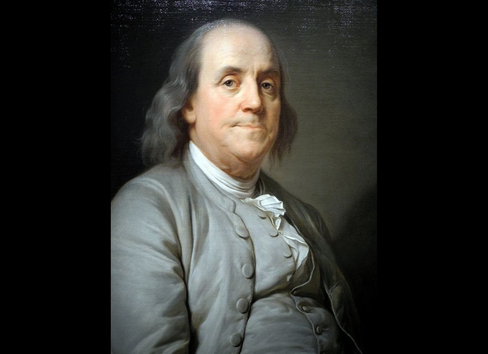 We all know that Benjamin Franklin was an exemplary American, embodying the thrift, industriousness, and political equality w