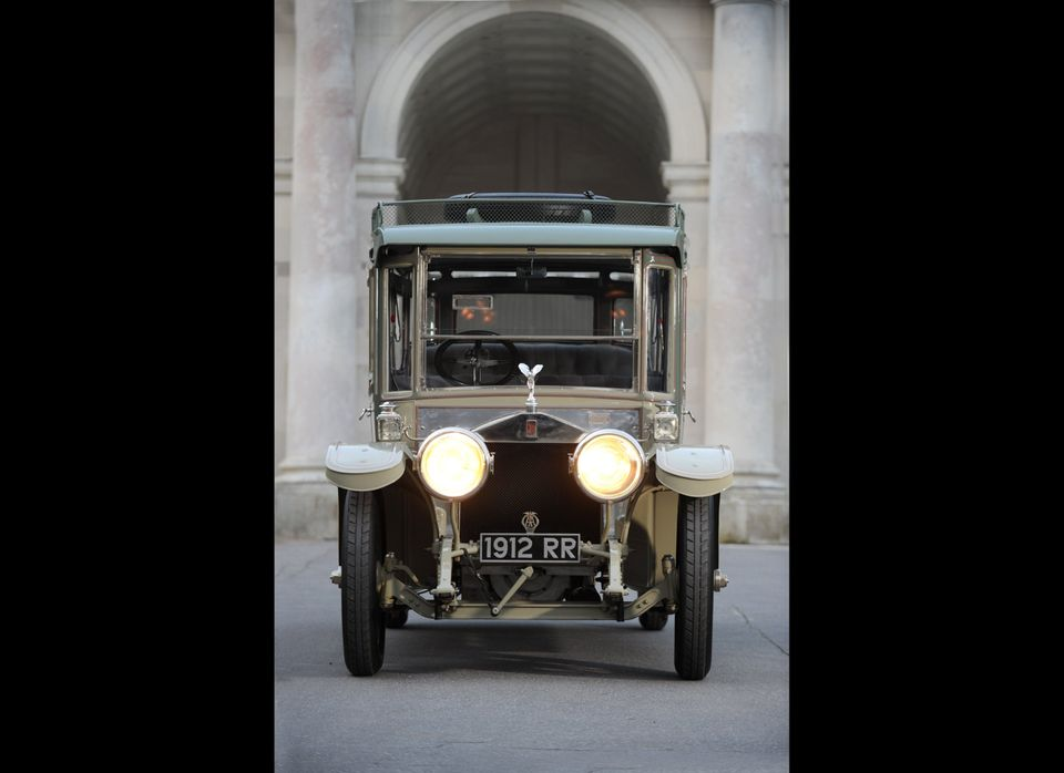 """The Corgi"" 1912 Rolls-Royce 40/50hp Double Pullman Limousine Coachwork. http://www.bonhams.com/auctions/20143/lot/272/"