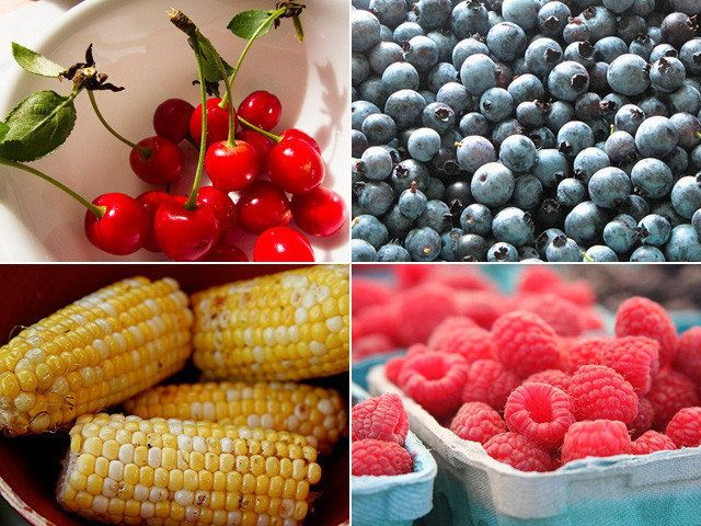 8 Super Healthy Summer Foods You Should Be Eating Huffpost Life