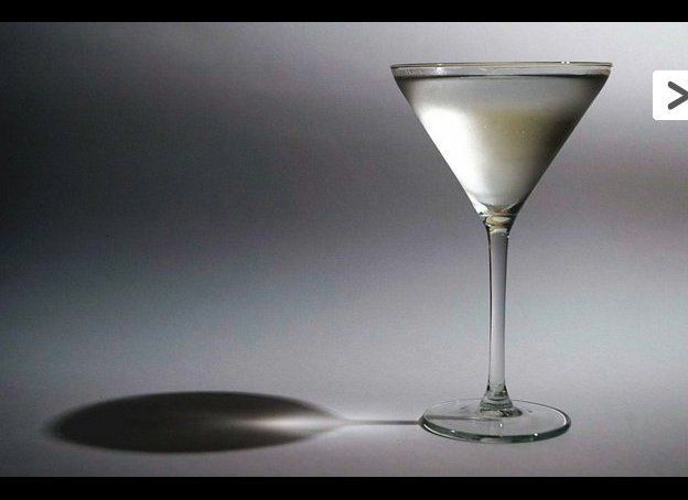 """<strong>The ultimate cocktail: The Martini</strong><br> The most important cocktail for my money <a href=""""http://www.foodrep"""