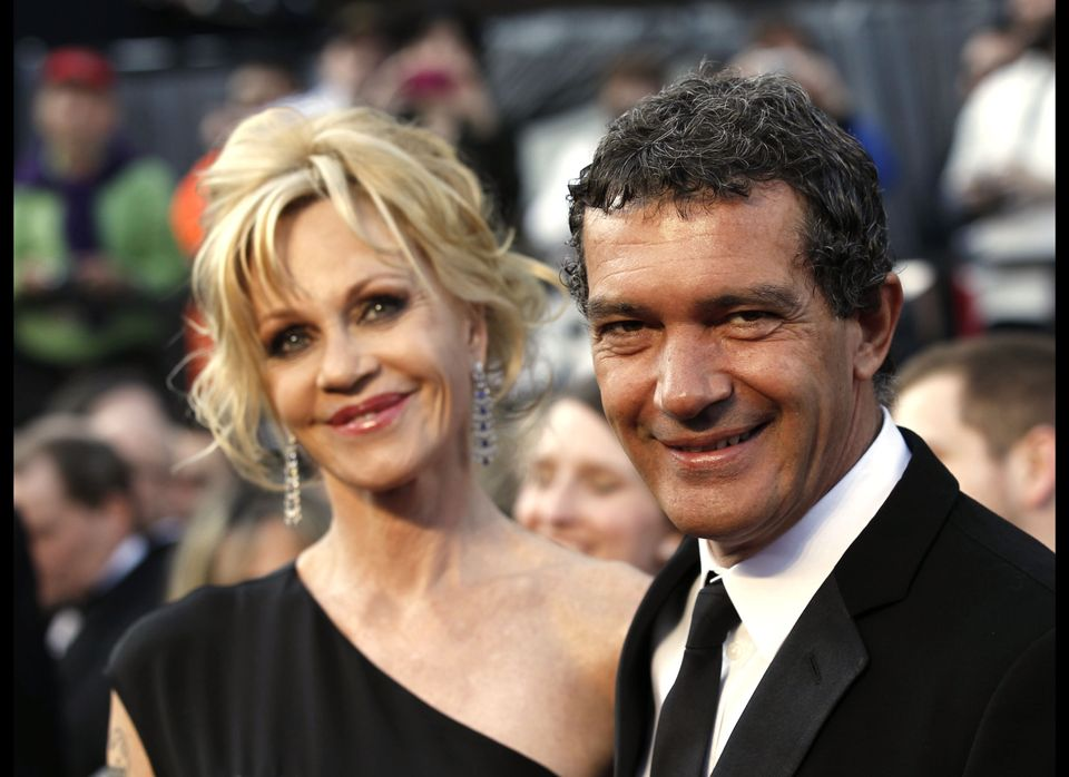 "Antonio Banderas, 51, and Melanie Griffith, 54, have been married for 15 years. They <a href=""http://voices.yahoo.com/young-h"