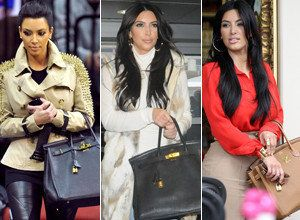 ad2989d6bb7a Birkin Bags No Longer Cool -- Are The Kardashians To Blame ...