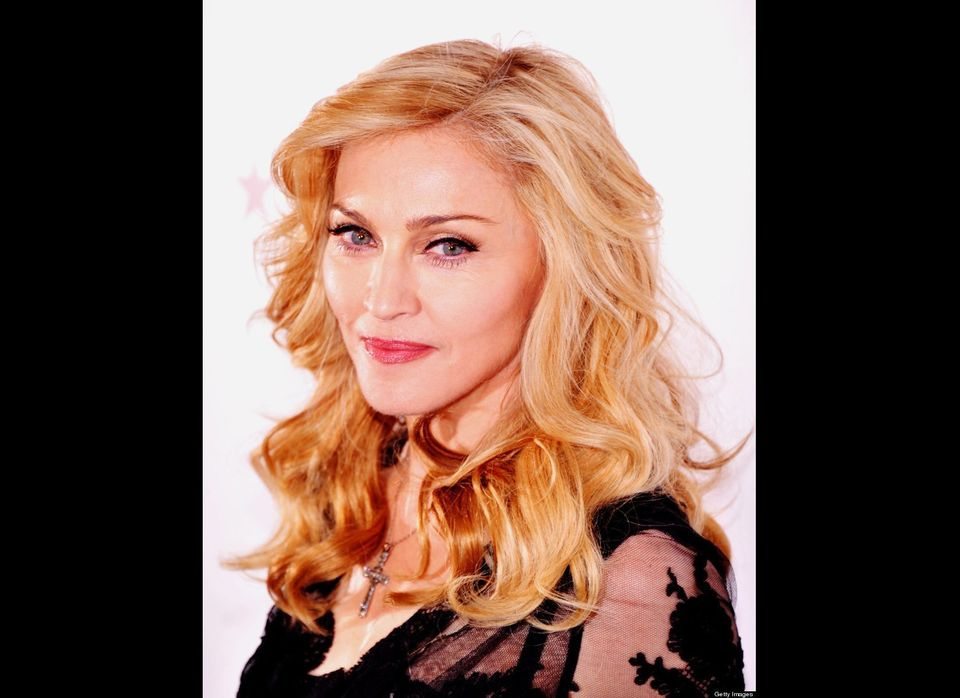 """Madonna's come a long way since telling David Letterman in 2009 that she'd <a href=""""http://www.people.com/people/article/0,,2"""