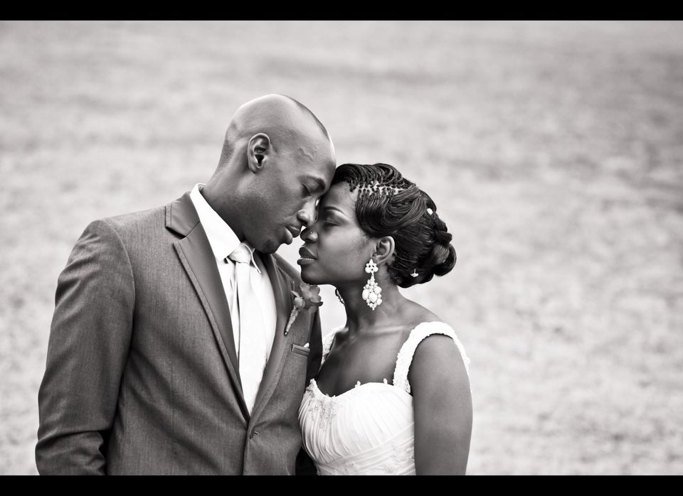 Abisola Savage and Akin Omotosho were married on October 8, 2011 in Arlington, TX. 