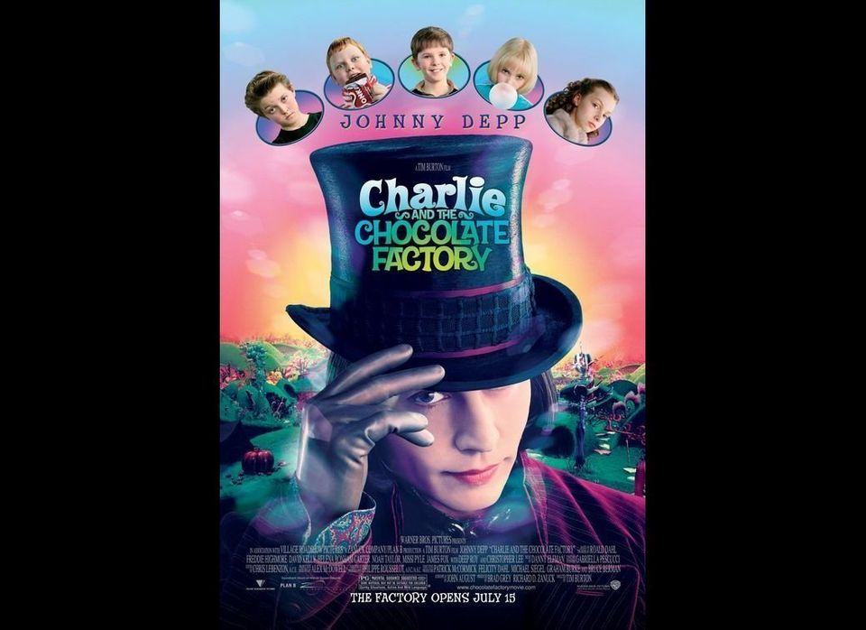 <strong>Charlie and the Chocolate Factory</strong>