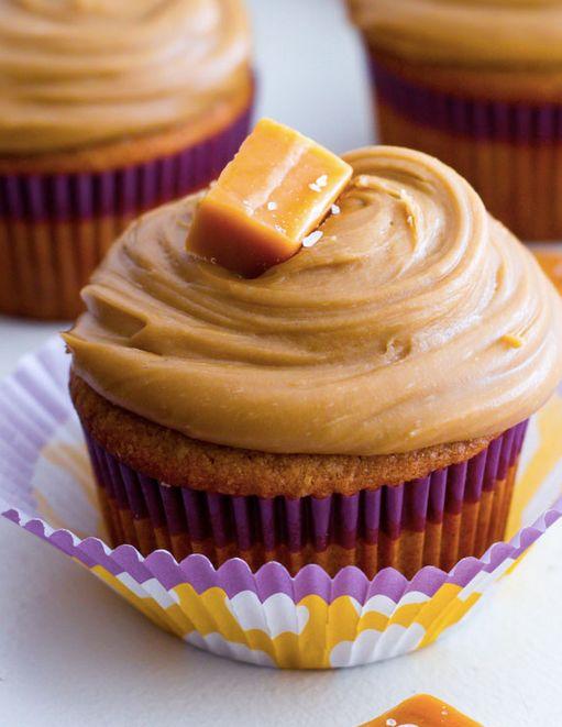 "<strong>Get the <a href=""http://sallysbakingaddiction.com/2013/01/10/triple-salted-caramel-cupcakes/"" target=""_blank"">Salted"