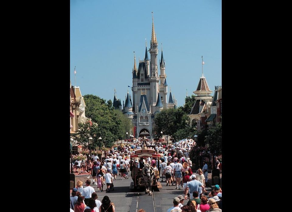 At $89 a day, Disney's not cheap, but Spirit could still host more than a million and a half friends at the park for the day.