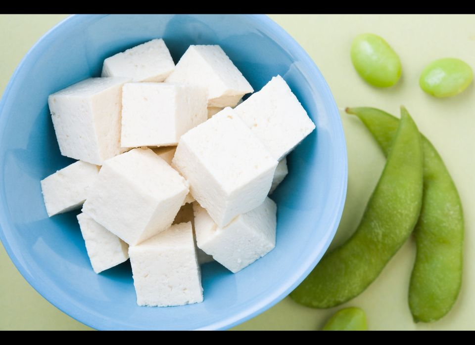 "Soy foods are protein-rich, dairy-free ways to up your calcium intake. The average adult needs about <a href=""http://ods.od.n"
