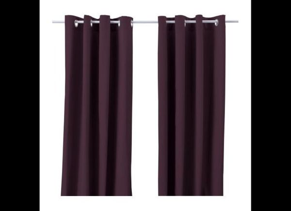 If you layer your windows with thick curtains,, it will help add an insulating buffer between the window and you. This is a v