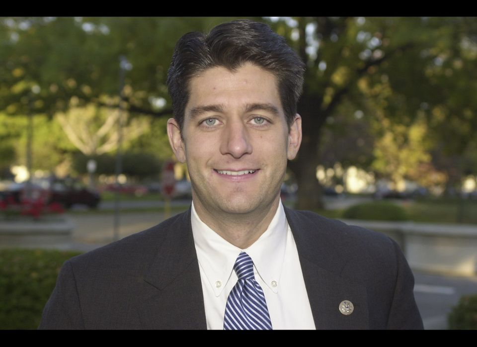 When Paul Ryan was elected to the House of Representatives in 1998, he was the second-youngest member of the House, and perha