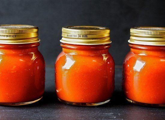 """<strong>Get the <a href=""""http://joythebaker.com/2012/07/homemade-curry-ketchup/"""" target=""""_hplink"""">Homemade Curry Ketchup reci"""
