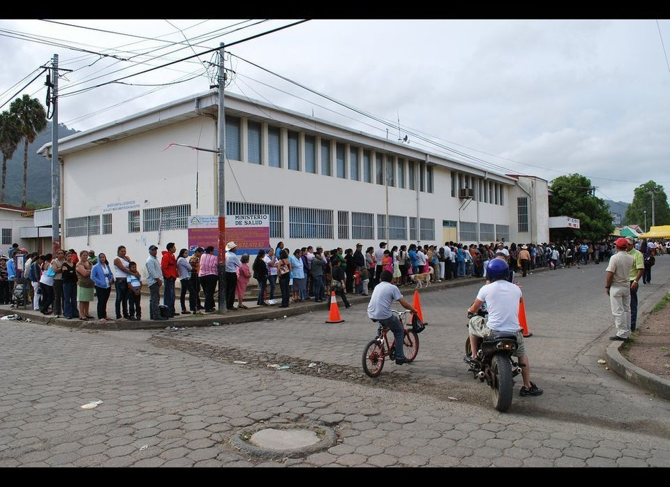 IMAHelps treated more than 7,000 patients during their recent medical mission to Jinotega, Nicaragua in the heart of country'