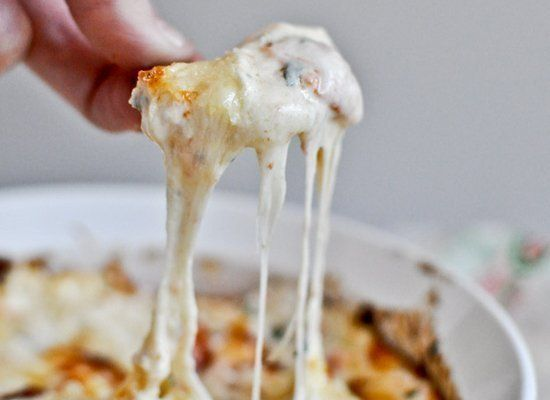 """<strong><a href=""""http://www.howsweeteats.com/2012/07/white-pizza-dip/"""" target=""""_hplink"""">Photo by How Sweet It Is</a></strong>"""